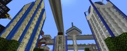 BSF Capital City Minecraft Map & Project