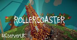 Timemachine Rollercoaster Minecraft Map & Project