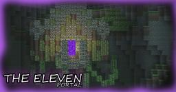 The Eleven Portal Minecraft Map & Project