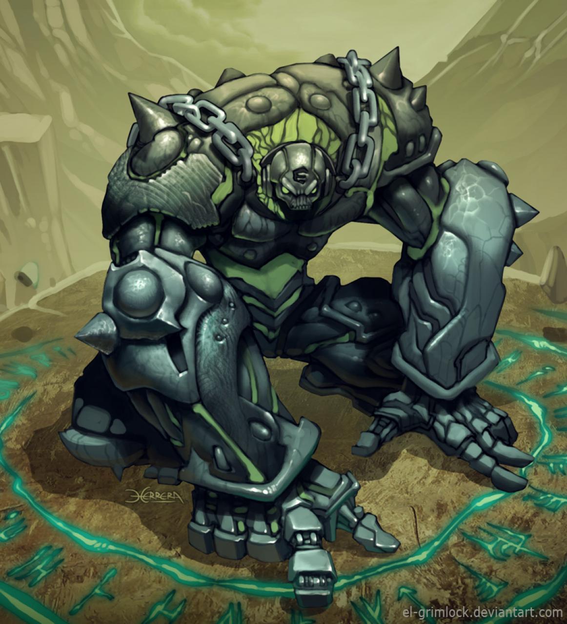 Those Darn Iron Golems Minecraft Blog