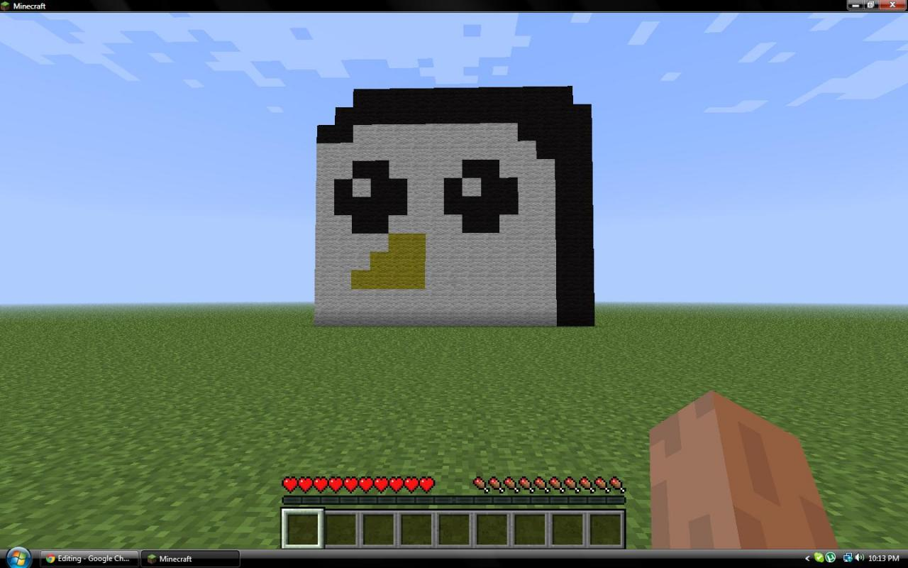 Gunter Adventure Time Minecraft Project
