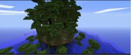 Floating Jungle Minecraft Map & Project