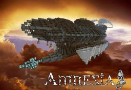 Airship-Gargantua Minecraft