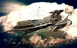 Imperial Ironclad Airship