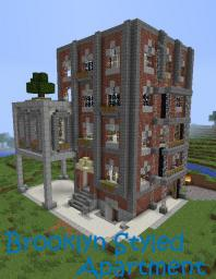 Brooklyn Styled Apartment Minecraft Map & Project