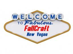FallCraft: New Vegas! Entire Fallout New Vegas Recreation!  Hiring Staff And Builders! Minecraft Server