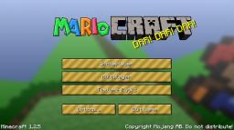Super Mario Pack Minecraft Texture Pack