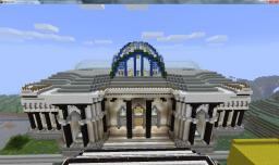 German Server Spawn #2 Minecraft Map & Project