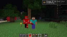 Player Block Mod Minecraft Mod