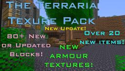 Terraria Texture Pack v0.3 [1.2.5] Minecraft Texture Pack