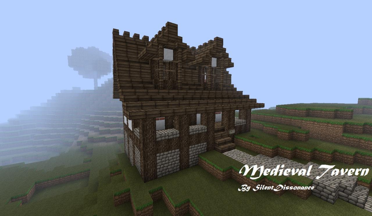 Medieval Tavern Minecraft