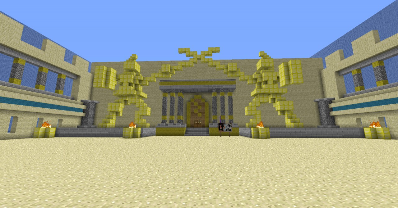 Kingdom Hearts Minecraft Map | www.topsimages.com