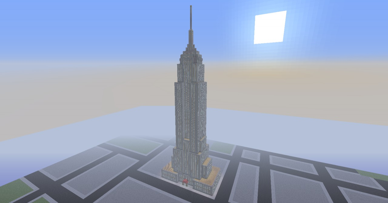 New York New York In Minecraft Minecraft Project - Nyc map minecraft