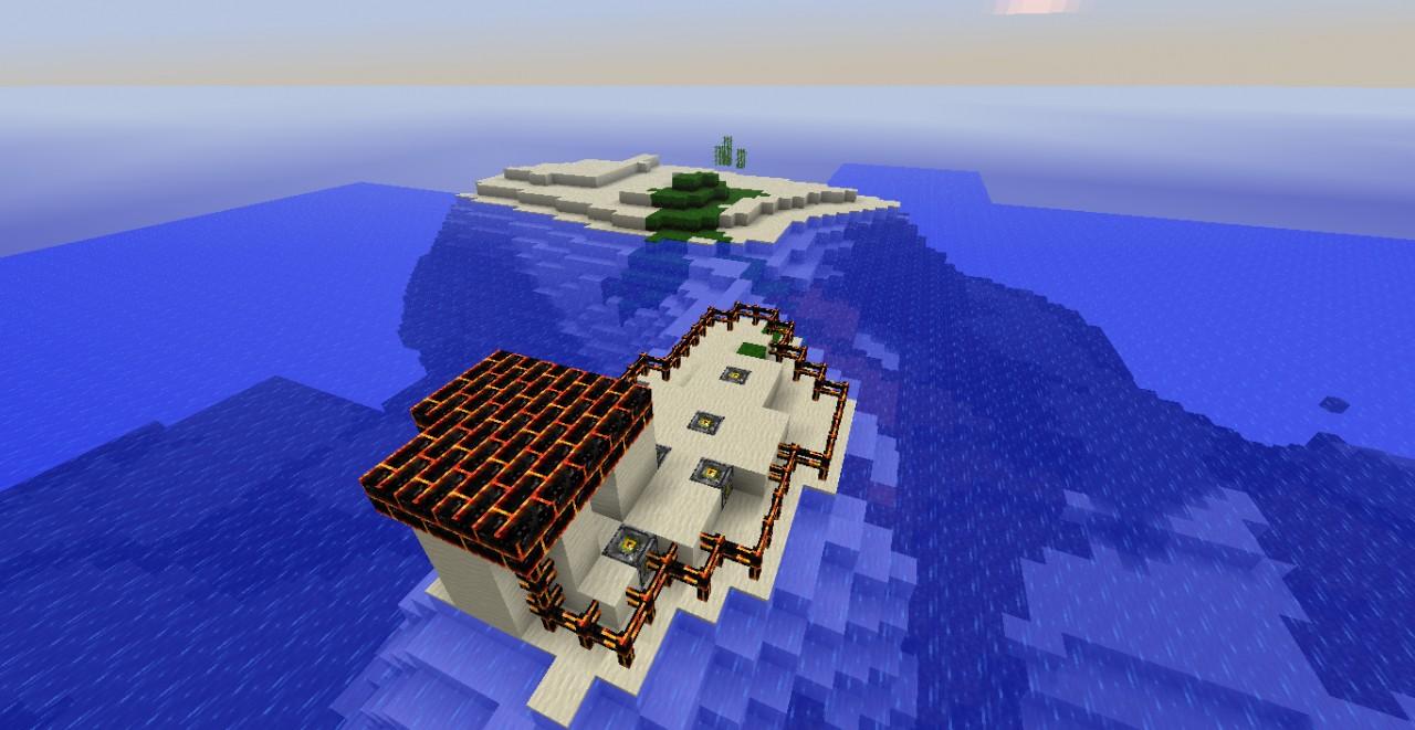 The skeletons base!