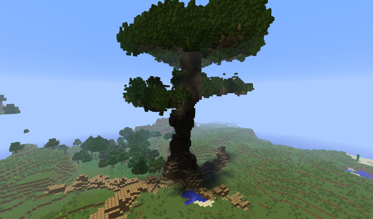 Craft The World No Trees