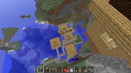 mountains of adventures Minecraft