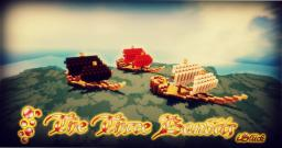 The Three Bandits Minecraft Map & Project