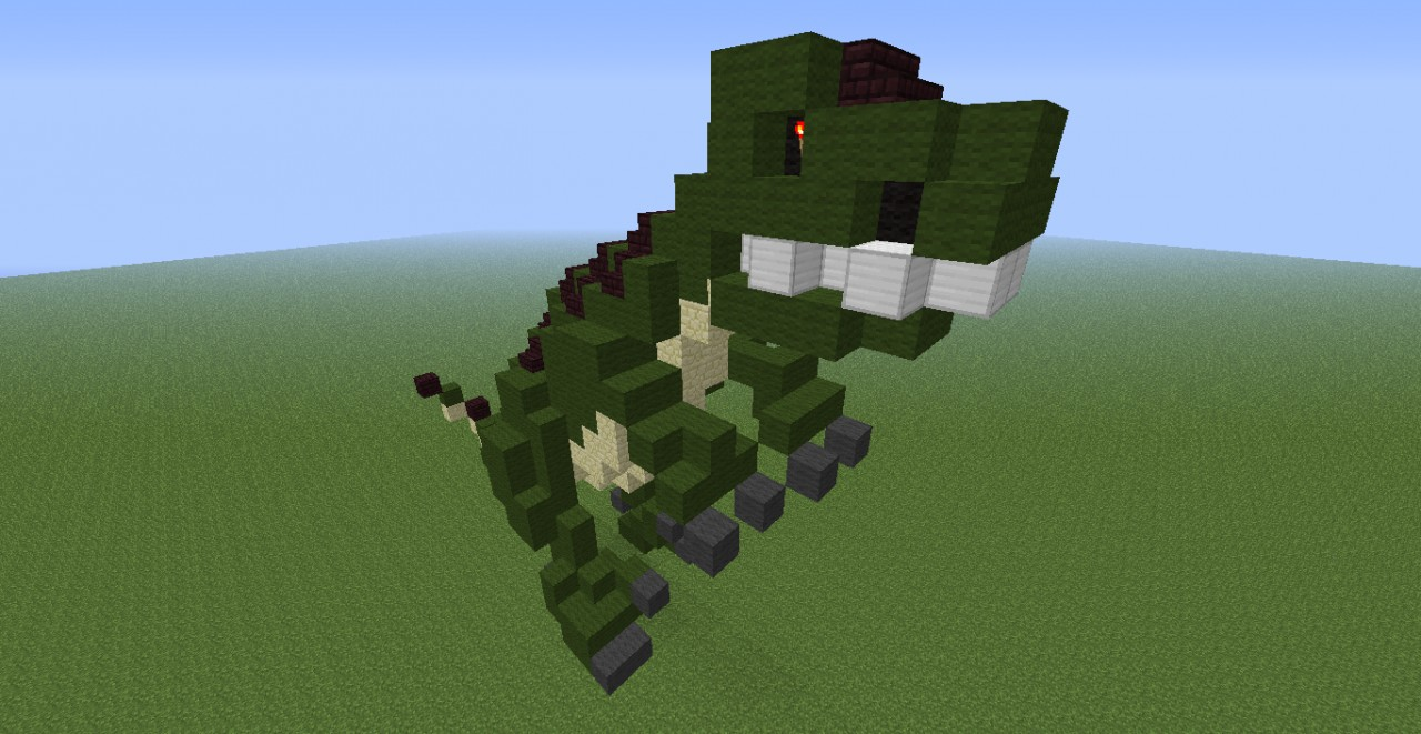 Related Keywords  U0026 Suggestions For Minecraft T Rex