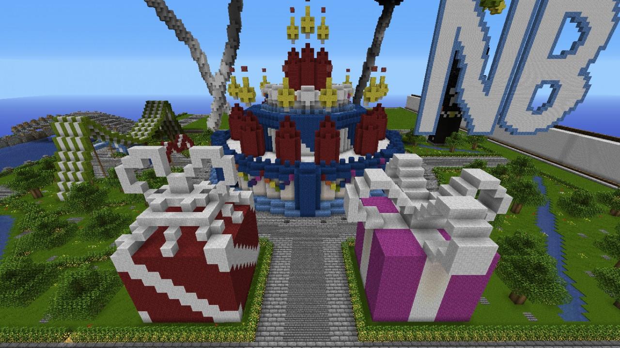Happy Birthday Kyle Bundle Minecraft Project