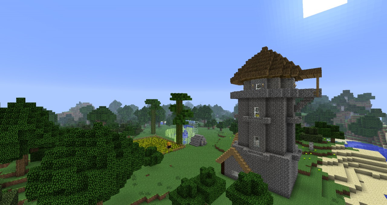 Goliath [Survival/PvP] [Spleef] [Towny] [mcmmo] [Dynmap] [iConomy