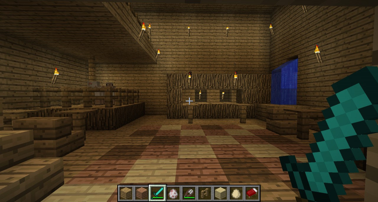 re-up The Clubhouse a strip club and player home at Skyrim ...