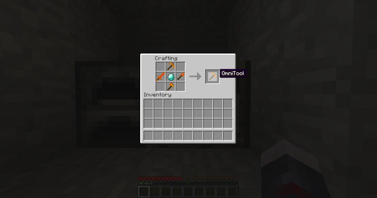 Crafting OmniTool