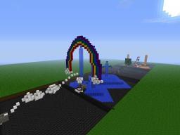 HardCore Parkour 2 Minecraft Project