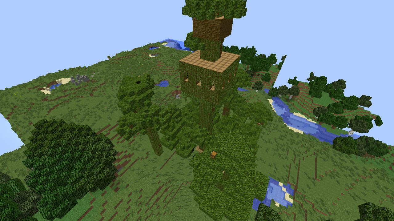Hunger Games Map Minecraft Bing images
