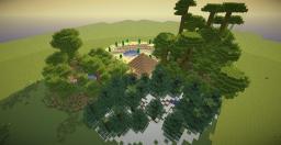 4 SEASONS Minecraft Map & Project
