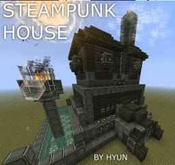 Steampunk House's Hyun Minecraft Map & Project