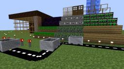 Minecraft plus... Its better texture pack! Minecraft