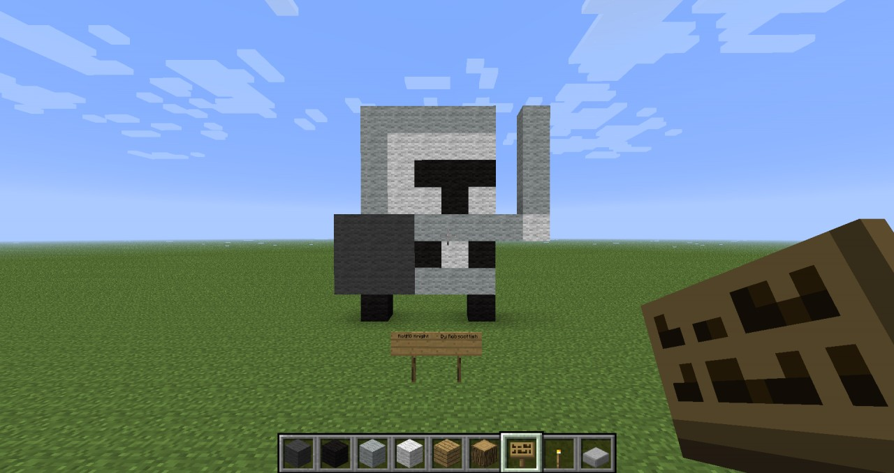 Knight from RoTMG Minecraft Project
