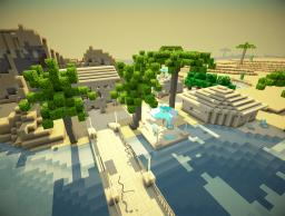 City In The Desert Minecraft