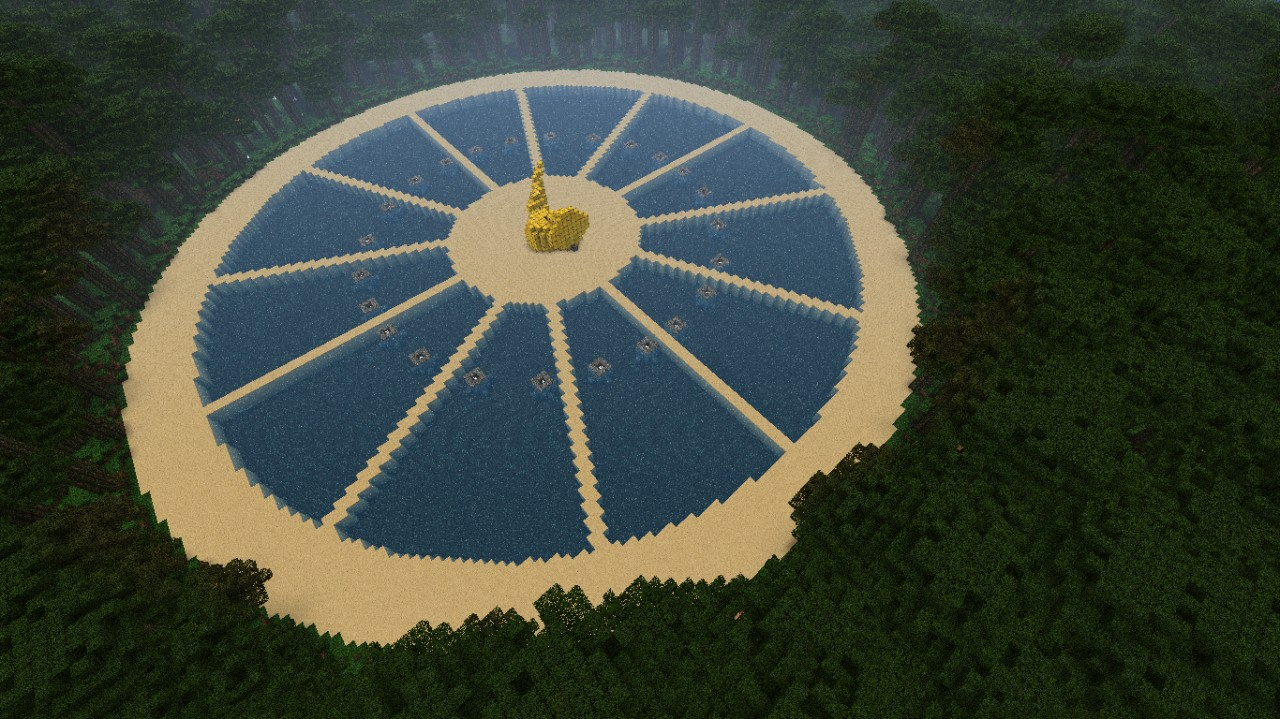 Survival Games Catching Fire V1 5 Minecraft Project