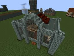 Harbormaster's House from Baldur's Gate [Complete][1.2.5] Minecraft Map & Project
