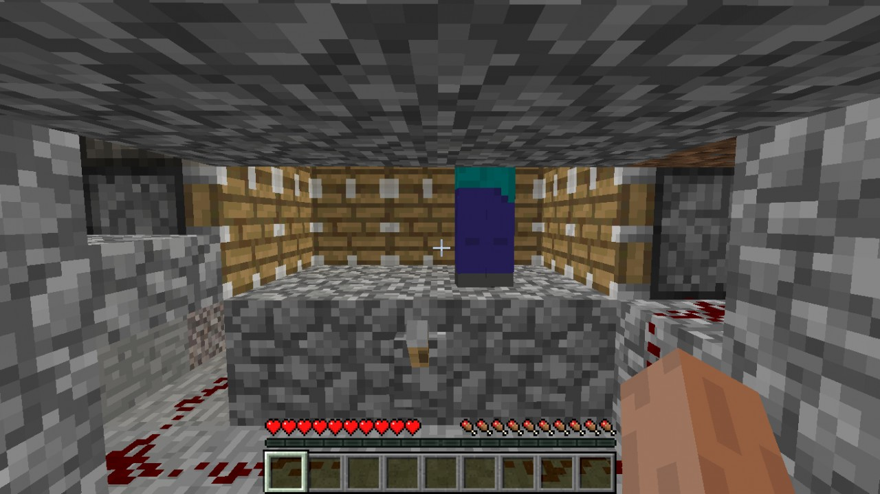 how to build a spawner trap in minecraft