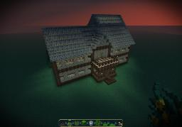 Mincraft House Minecraft Map & Project