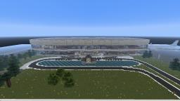 Largest Realistic Airport in Minecraft Minecraft Map & Project