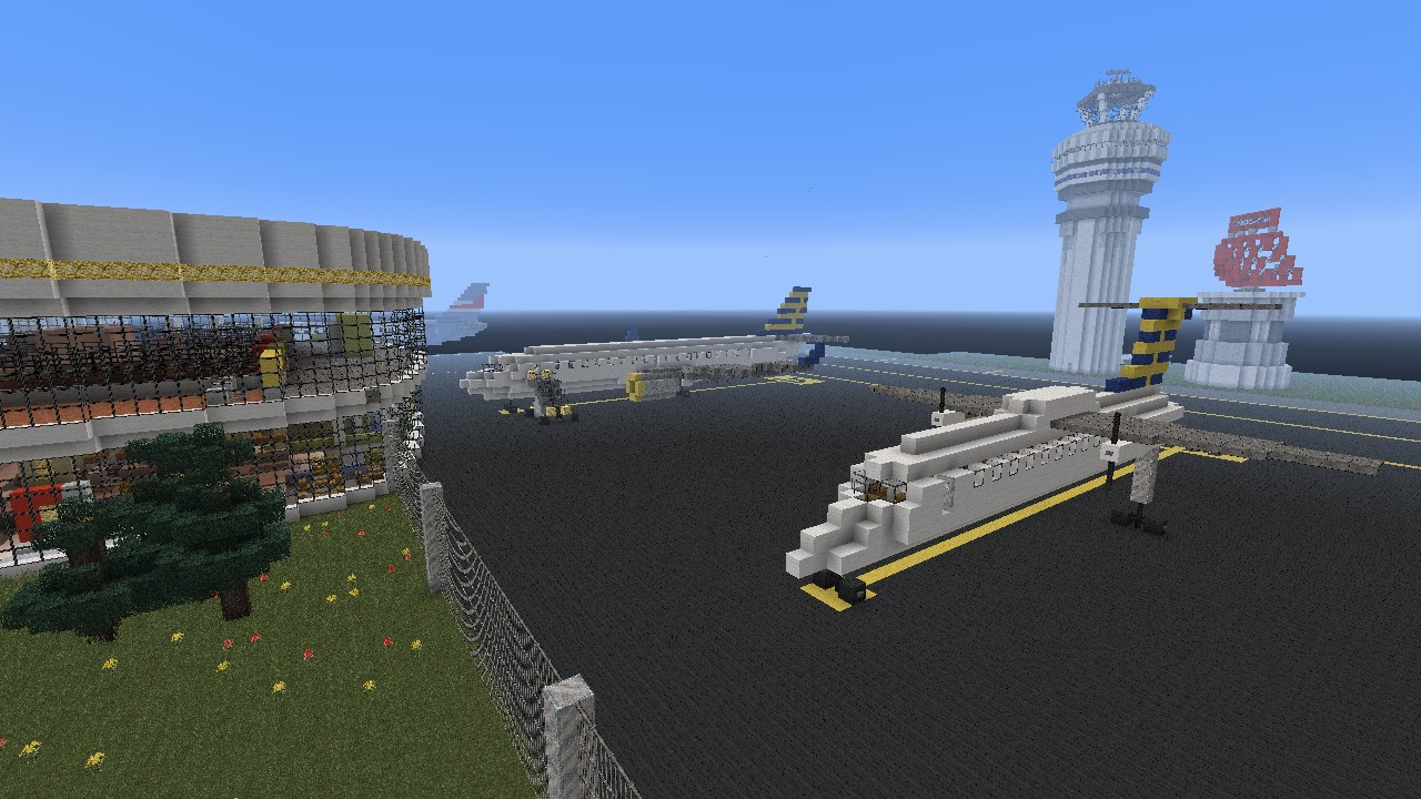 minecraft airport largest in - photo #8