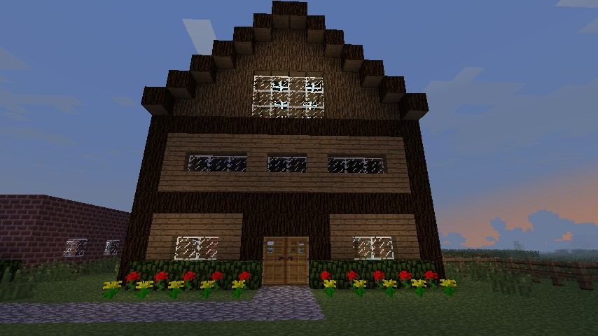 My very nice house minecraft project for Very nice house
