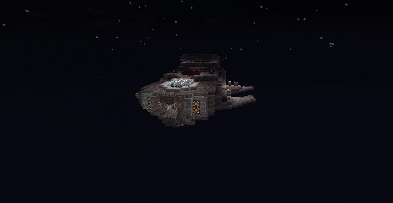Spacecraft 1 0 Minecraft Project