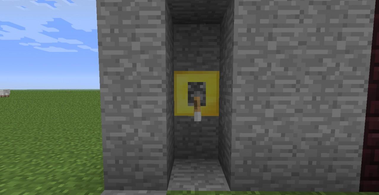 how to make flame arrow mine craft