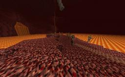 Nether Survival [Nether Survival Island] Minecraft Map & Project