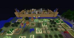 Cities O' Fun Minecraft Map & Project