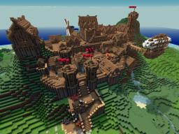 Nordic Town [Download] Minecraft Project