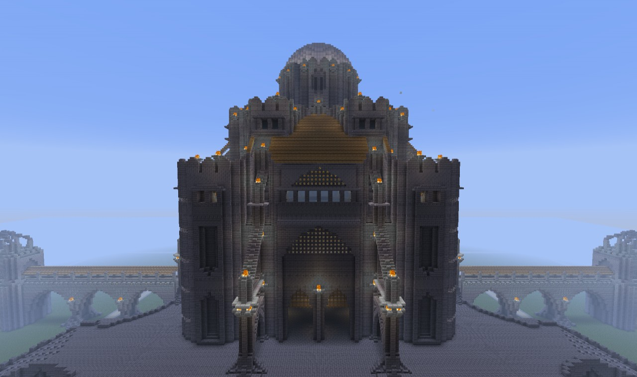 Spawn castle