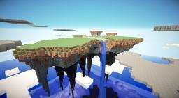 New Destoria - Sky Island Kingdom Minecraft Map & Project