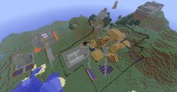Survival Craft - no grief , freebuild , SURVIVAL Minecraft Server