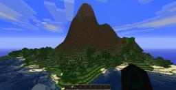 Land of Creation (custom terrain) Minecraft