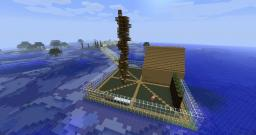 [Survival map] Industrial Craft 2+ BuildCraft 1.2. Minecraft Map & Project